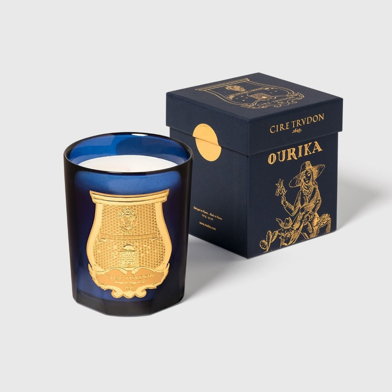 Cire Trudon Ourika Candle — Classic