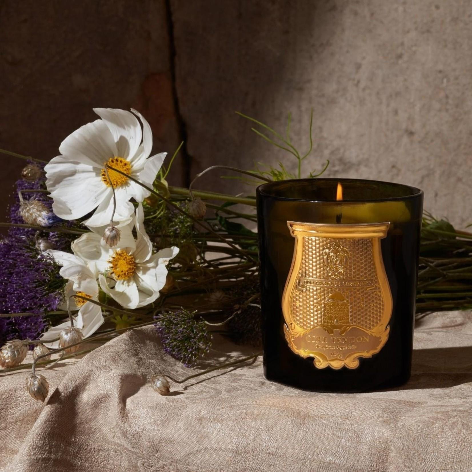 Trudon Cyrnos Candle — Classic