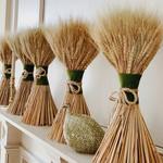 Gathered Wheat