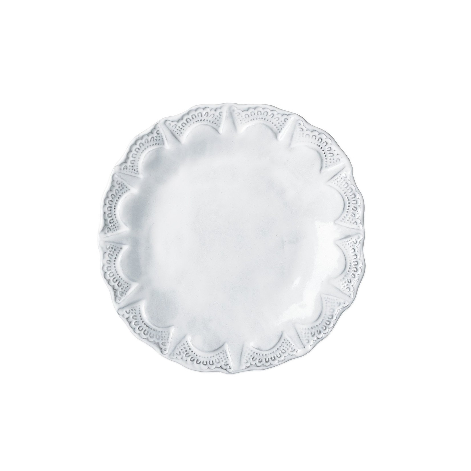 Vietri Incanto Stone Salad Plate