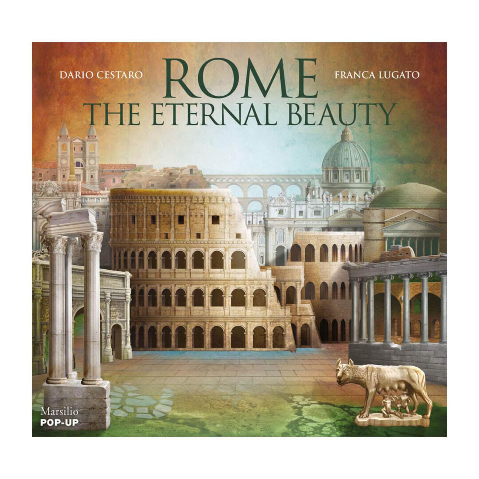Rome: The Eternal Beauty — Pop-up Book