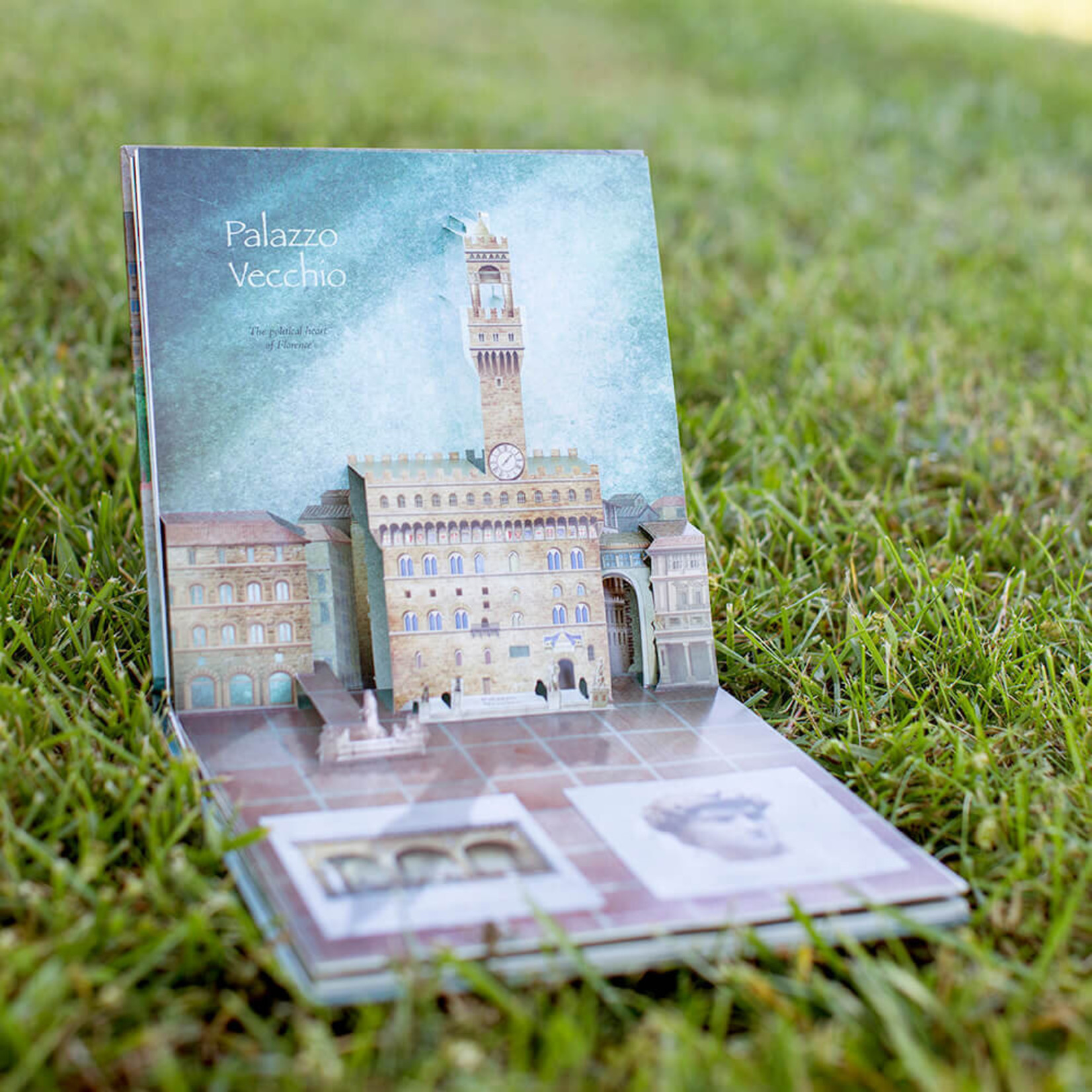 The Wonders of Florence Paris: The City of Lights — Pop-up Book