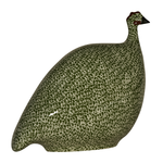 Light Green Speckled Frog Green French Guinea Hen