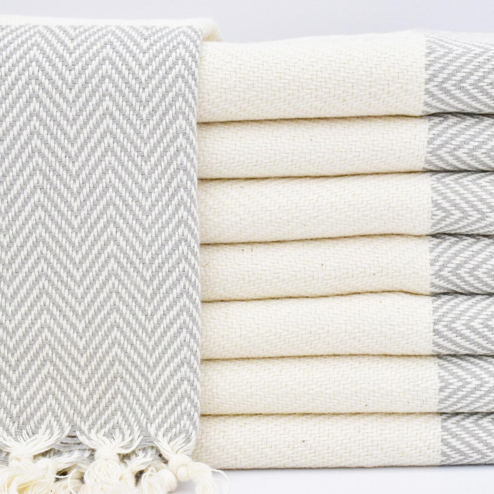 Herringbone Turkish Towels