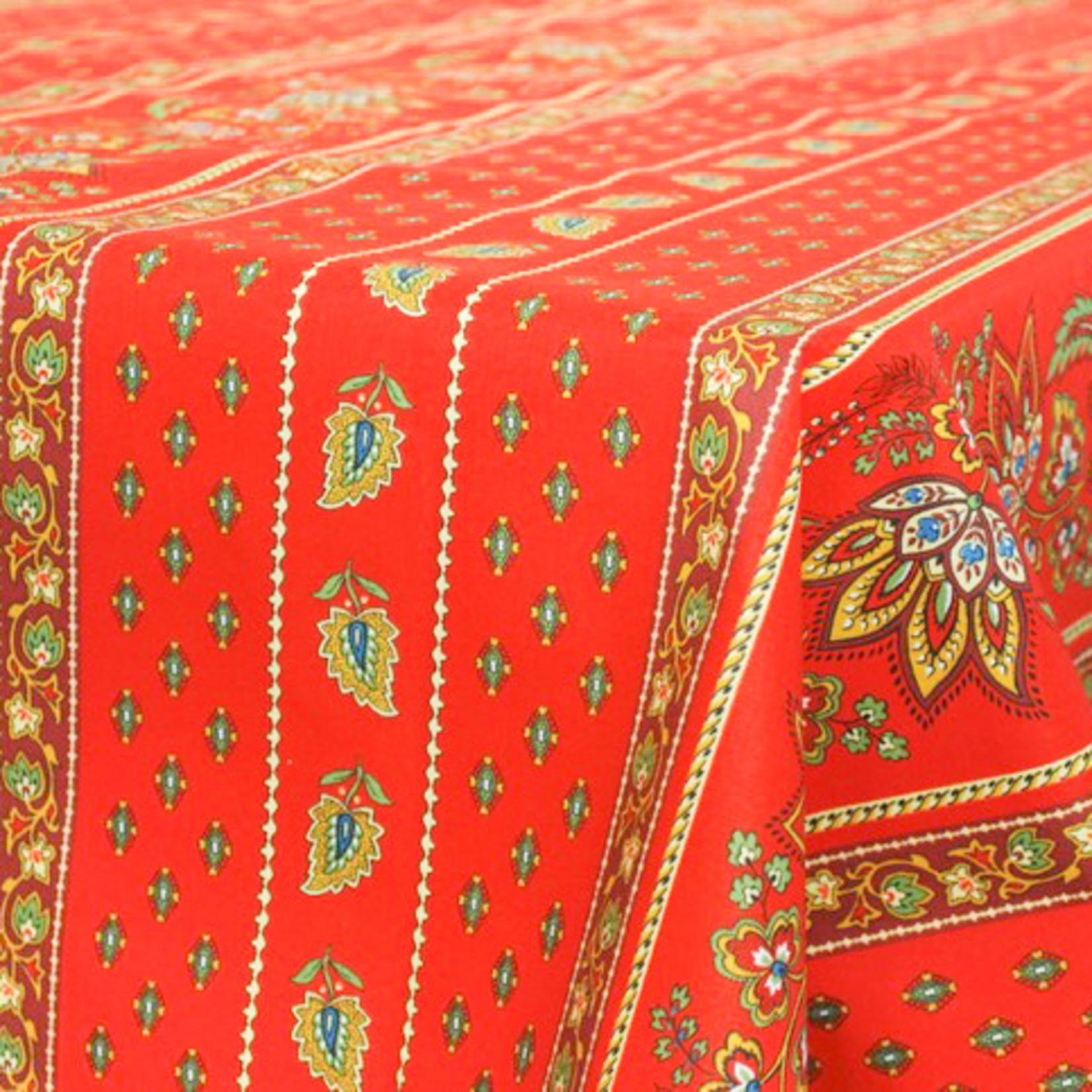 """Le Cluny Tablecloth — 60"""" x 120"""