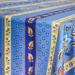 """Le Cluny Tablecloth — 60"""" x 120"""""""
