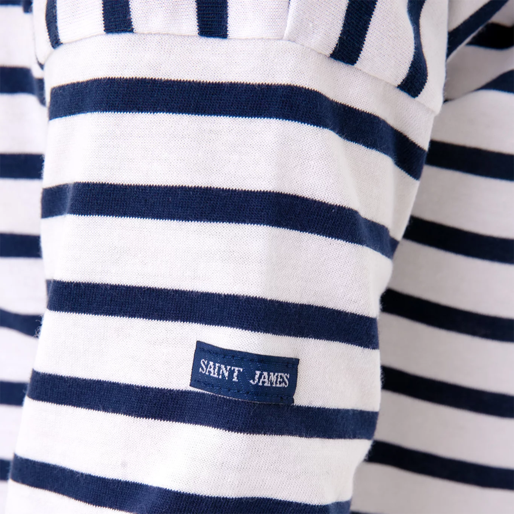Saint James Minquiers Drop Cotton Shirt