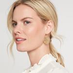 Julie Vos Peacock Earring