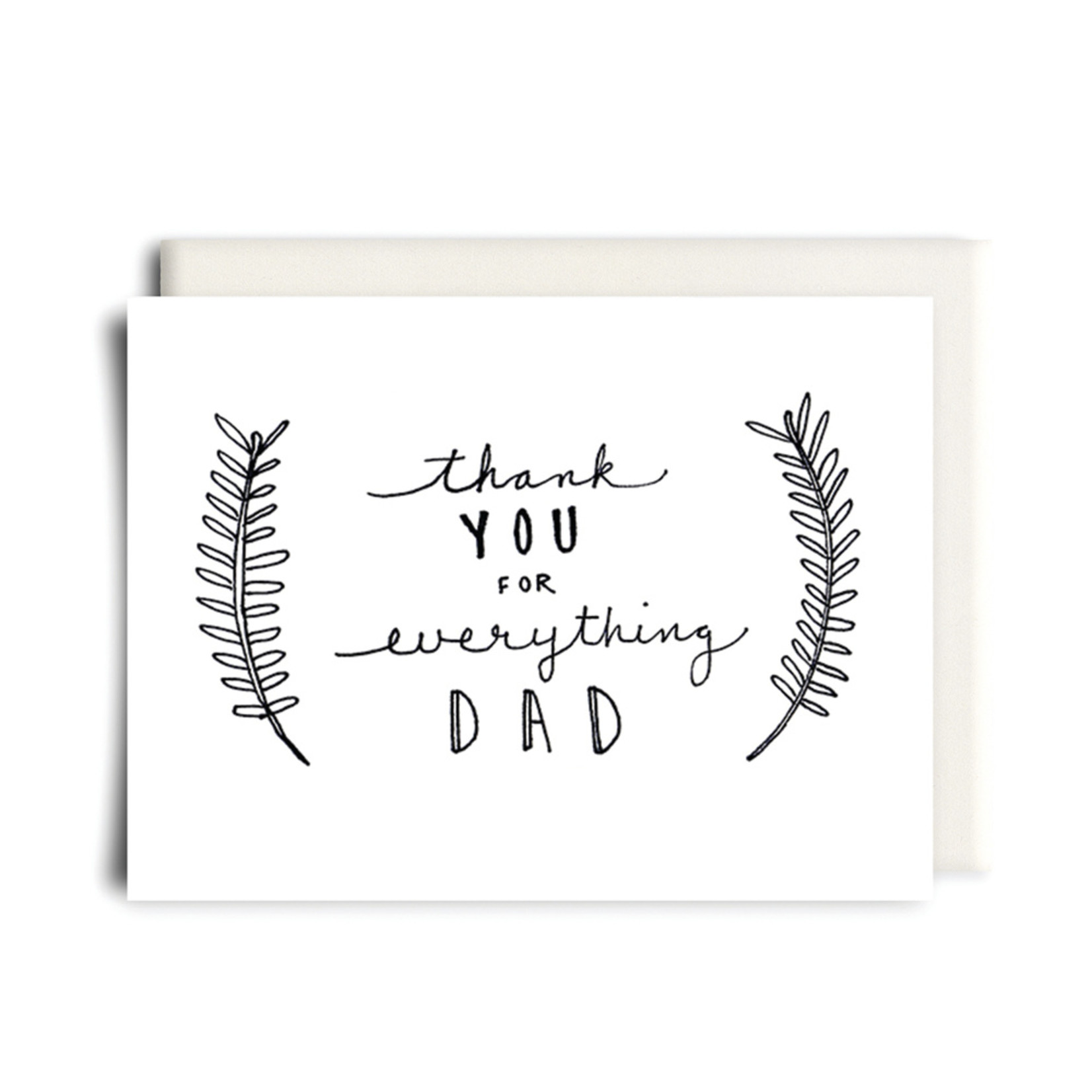 Thank You For Everything Dad