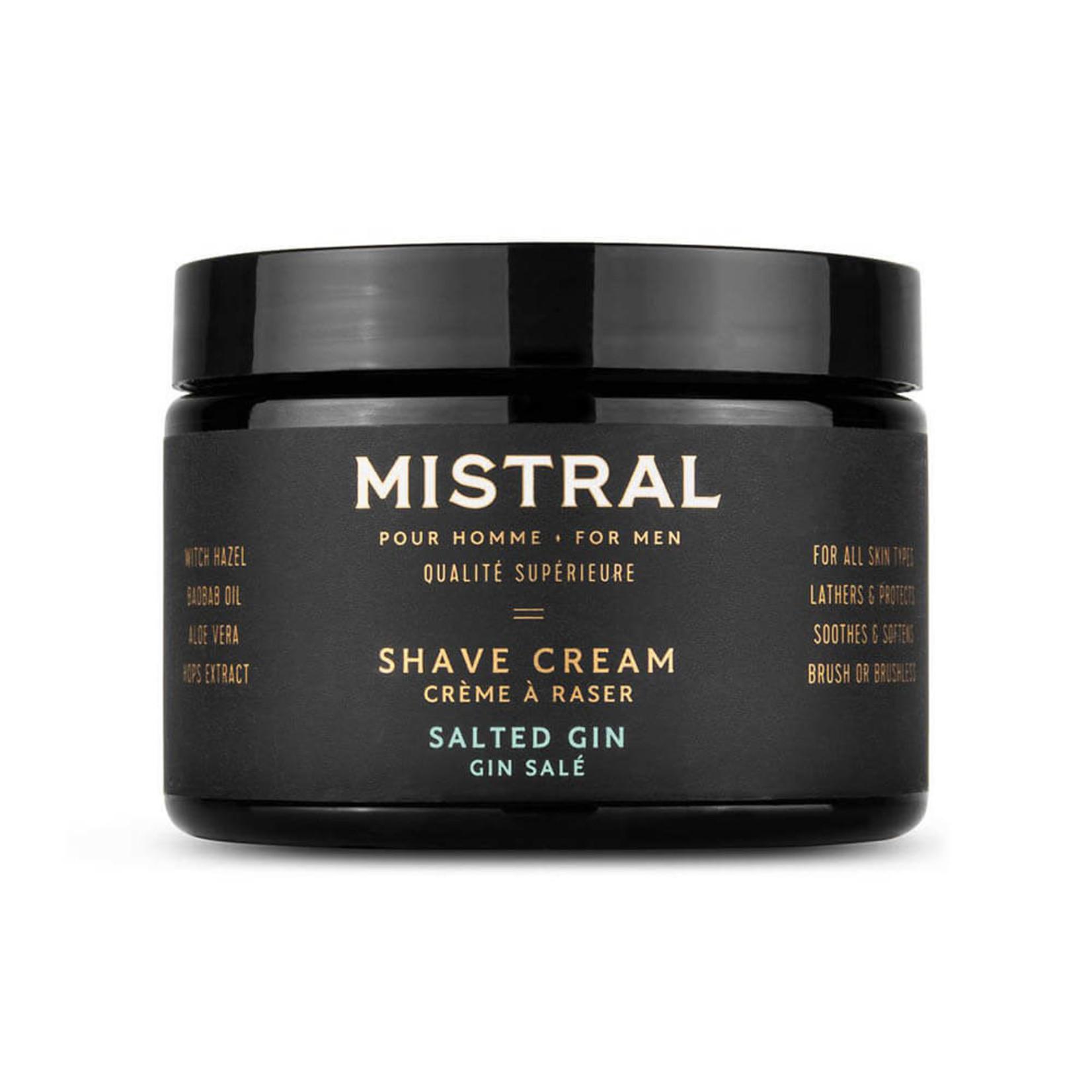 Mistral Men's Shave Cream