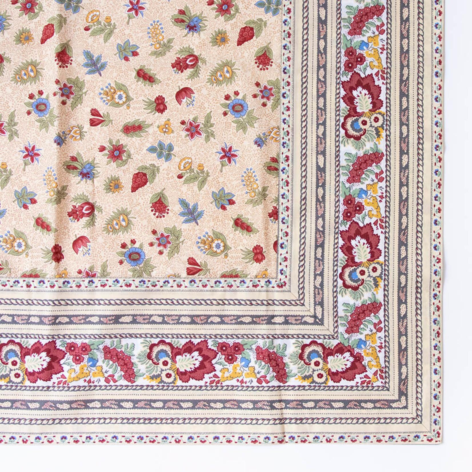 Valdrôme 'L'Escale en Provence' Provençal Tablecloth
