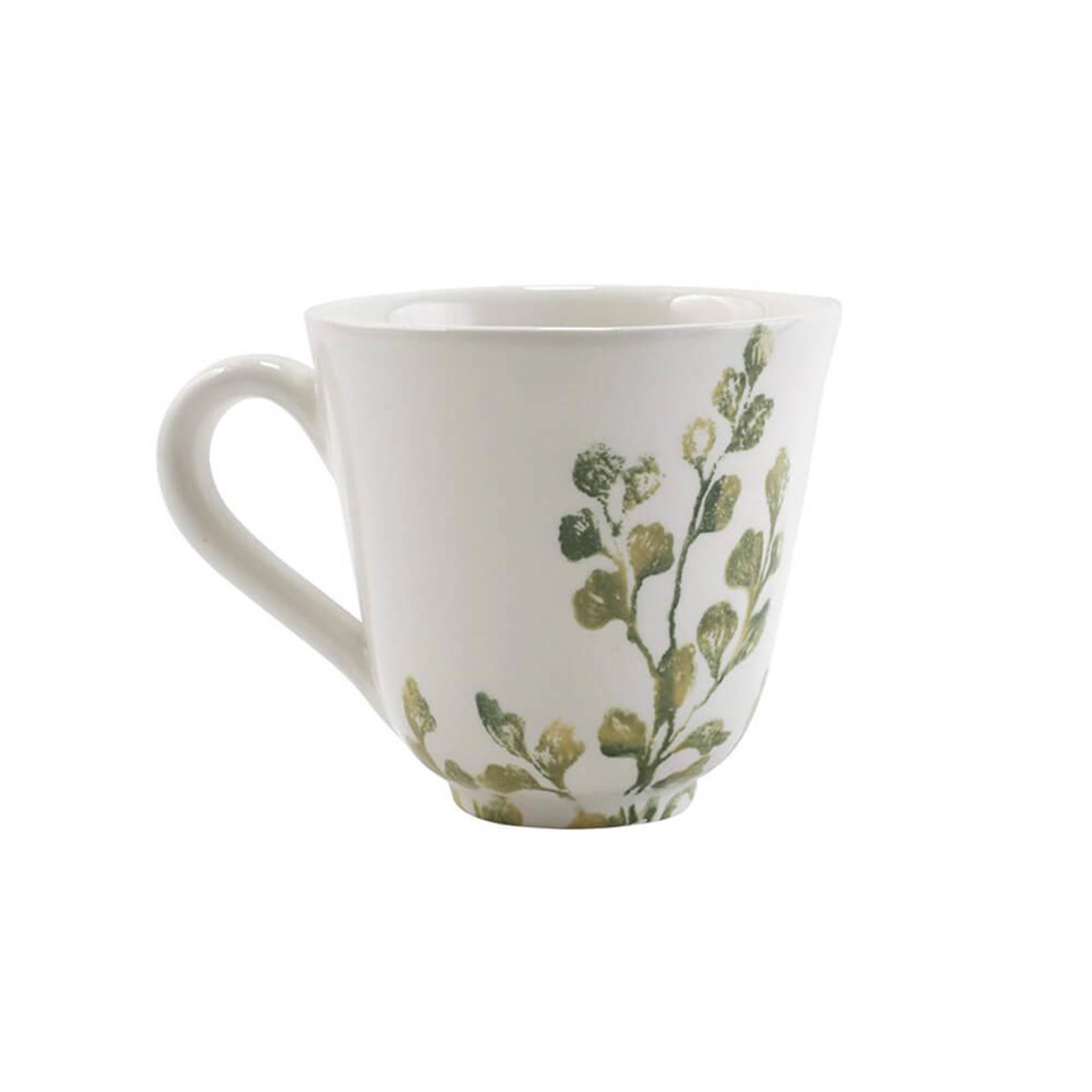 Vietri Fauna Pheasants Mug