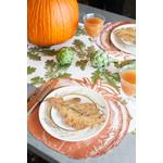 Die Cut Pumpkin Placemat- 12 Sheets