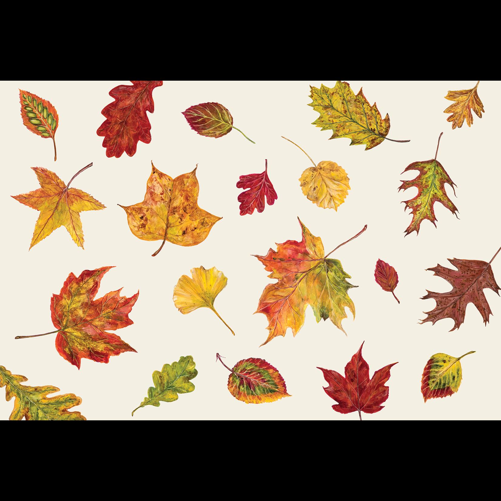Fall Foliage Placemat- 24 Sheets