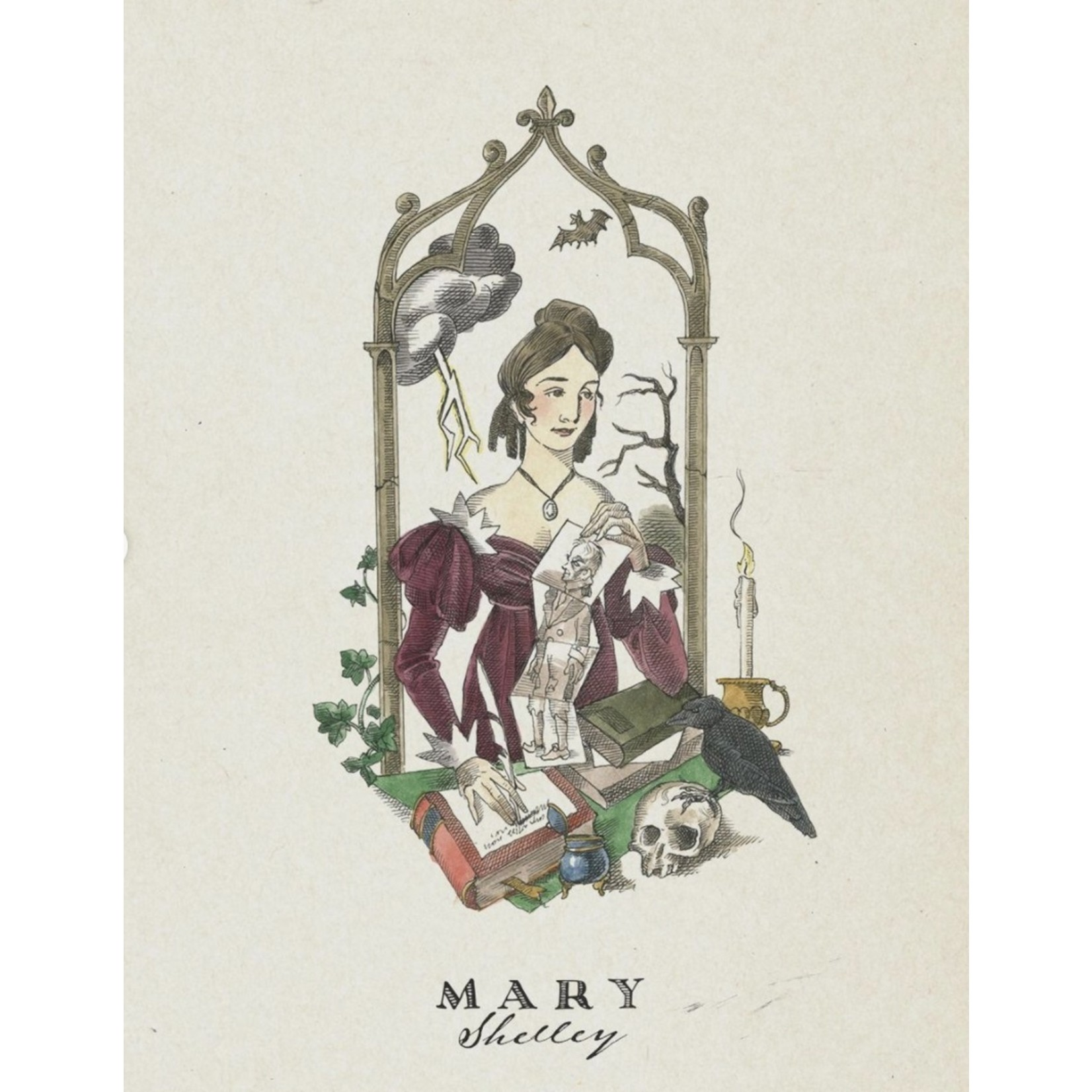 Trudon Mary Classic Candle