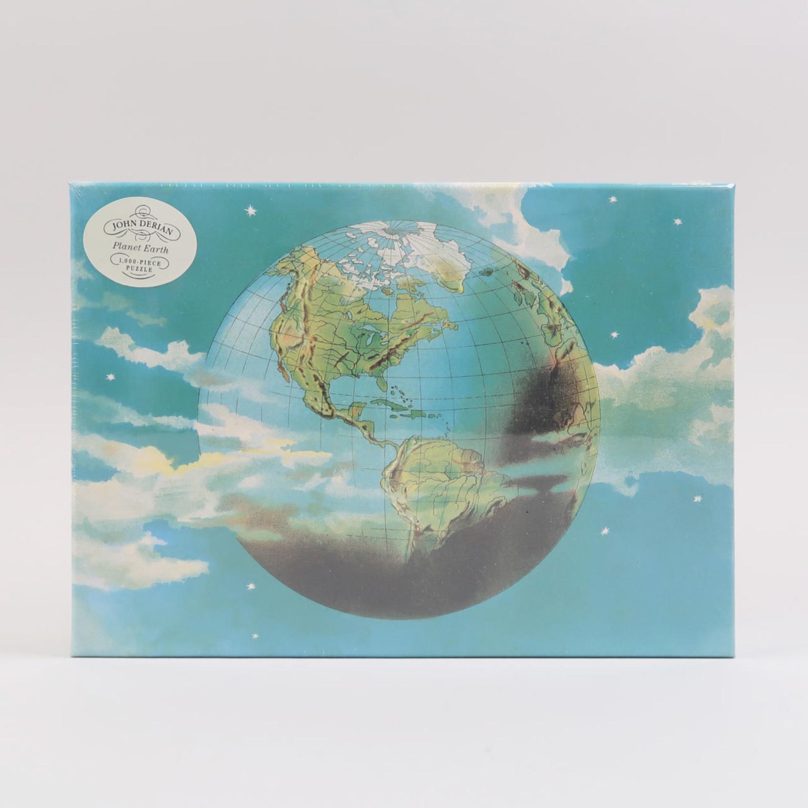 John Derian Puzzle Planet Earth