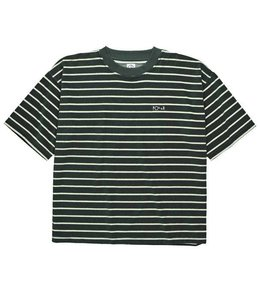 POLAR STRIPED TERRY SURF TEE