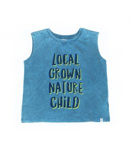 Children Of The Tribe LOCAL GROWN MUSCLE TEE