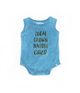 Children Of The Tribe LOCAL GROWN SINGLET