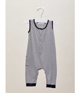 FOR LOVE AND LEMONS STRIPE ONESIE