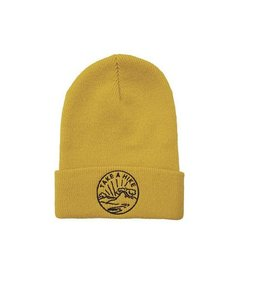 FEATHER 4 ARROW TAKE A HIKE BEANIE