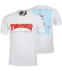 NHS THRASHER BTG S/S TEE INDY