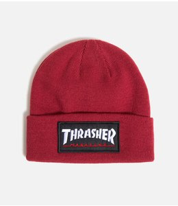 Thrasher PATCH LOGO BEANIE