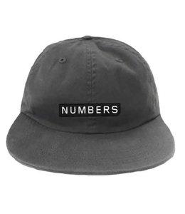 NUMBERS LOGOTYPE 6 PANEL