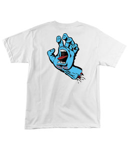 NHS SCREAMING HAND S/S TEE