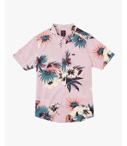 RVCA ROMEO FLORAL SS WOVEN