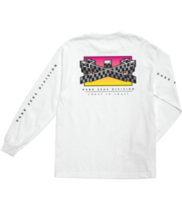 Dark Seas BEACH WALL LONG SLEEVE TEE