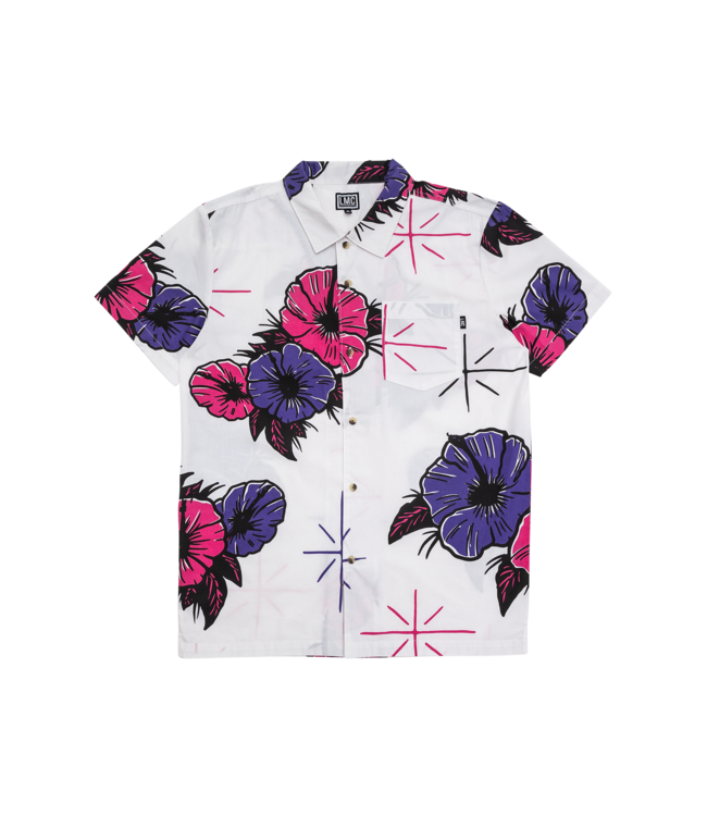 Loser Machine TROPICANA SHORT SLEEVE WOVEN