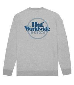 HUF ISSUE LOGO CREW