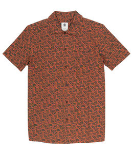 Element DESTINATION SHORT SLEEVE WOVEN