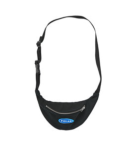 POLAR STATION LOGO HIP BAG