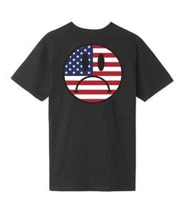 HUF BUMMER USA S/S TEE