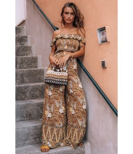 SPELL DESIGNS BIANCA WIDE LEG PANTS