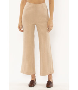 Amuse Society CARMEN KNIT PANT
