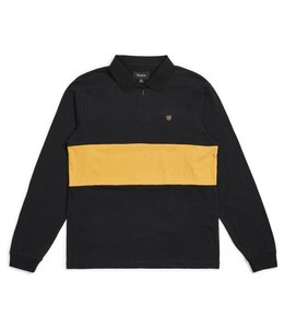 Brixton HUNT 1/4 ZIP L/S