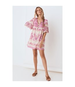 Spell COCO LEI FLUTTER TUNIC