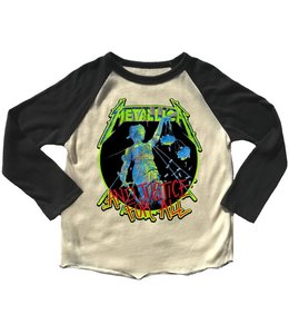 Rowdy Sprout METALLICA TEE