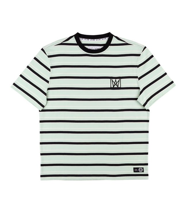 Welcome ICON STRIPE TEE