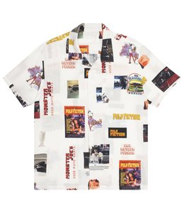 HUF PULP FICTION PHOTO WOVEN