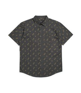 Brixton CHARTER PRINT S/S