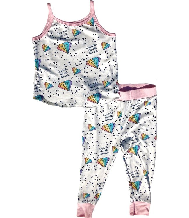 Rowdy Sprout LUCY IN THE SKY BAMBOO TANK SET