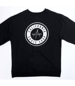 THE FORT CREW NECK FORT CALIFORNIA