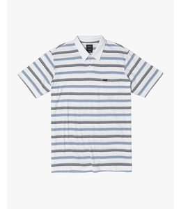 RVCA MERCED SHORT SLEEVE POLO