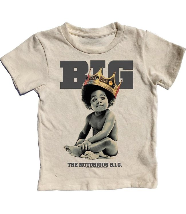 Rowdy Sprout BIGGIE SMALLS S/S TEE