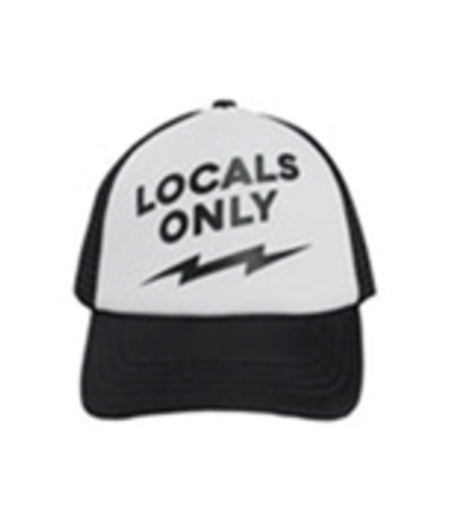 FEATHER 4 ARROW LOCALS ONLY HAT
