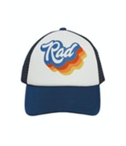 FEATHER 4 ARROW RAD HAT